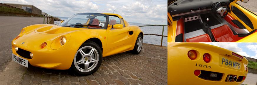 1997 Lotus Elise Sport 160