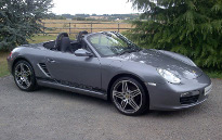 Porsche Boxster S Shared Ownership Scotland